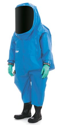 Drager CPS 7900 Gas-Tight Suit