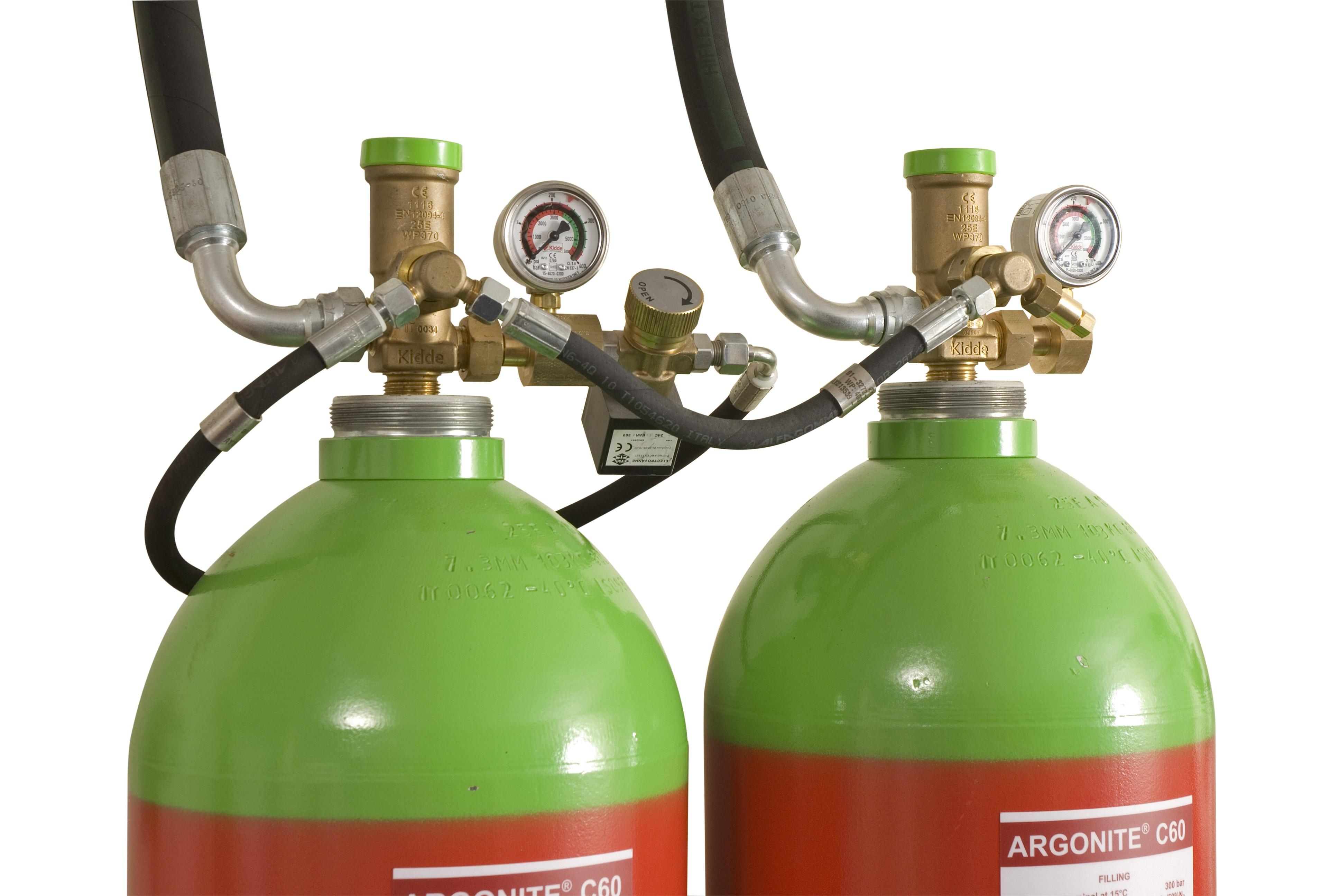 Kidde Argonite C60 Inert Gas Fire
