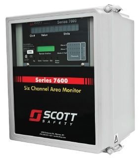 7600 Sentinel VI Series Six Channel Controller